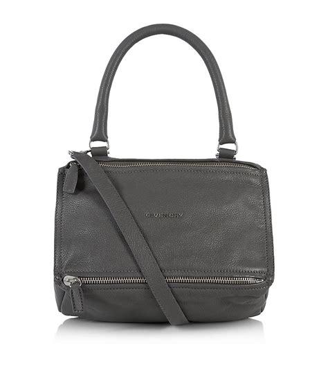 Givenchy Small Pandora givenchy small pandora bag in gray lyst