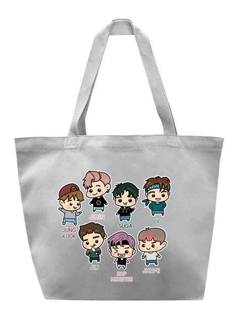 Tote Bags K Pop Exo 93 best k pop gear images on grey shirt grey