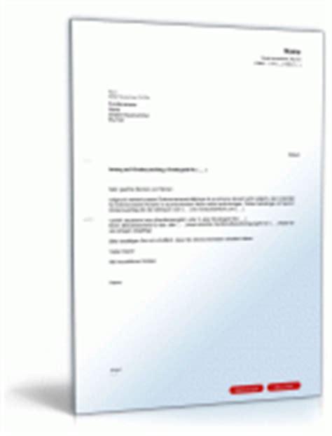 Vorlage Antrag Steuernummer Musterbriefe 196 Mter Beh 246 Rden Vorlagen Zum