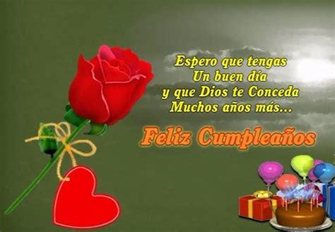 imagenes hermosas de cumpleaños con flores rosas rojas con frases de feliz cumplea 241 os rosas para