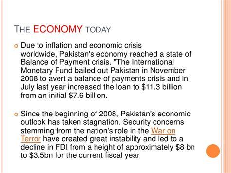 Economy Of Pakistan Essay by Essay On Economic Development Of Pakistan