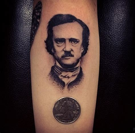 poe tattoo best 25 poe ideas on poe quotes edgar