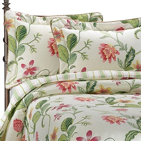 hibiscus california king comforter set bed bath beyond
