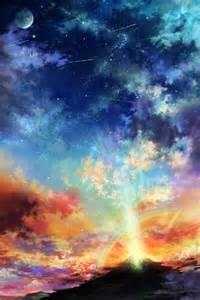 colorful sky colorful sky best android wallpaper best android themes