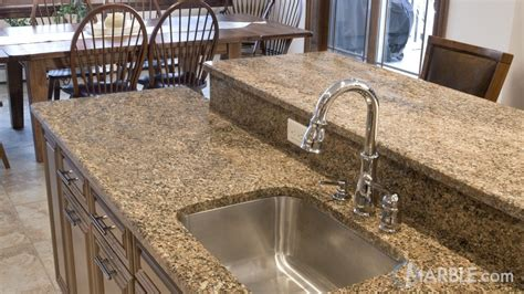 Key West Gold key west gold granite kitchen countertops