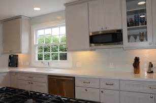white glass tile backsplash kitchen tuscany pattern white glass tile shop for more