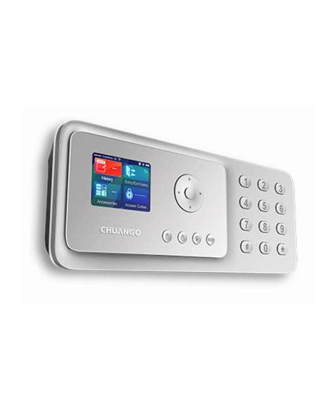 Alarm Chuango chuango d11 wifi gsm smart home alarm system