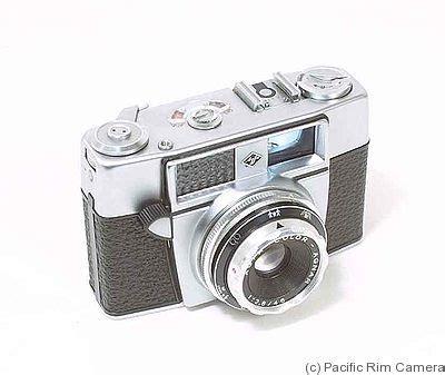 Agfa Optima Ia Price Guide Estimate A Camera Value