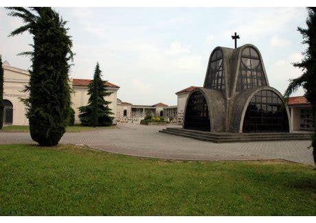 dati cimiteriale complesso cimiteriale