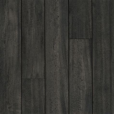 black laminate flooring modern house