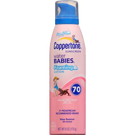 tattoo sunblock coppertone guard sunscreen lotion spf 50 2 fl oz