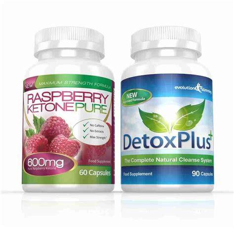 Raspberry Detox Premium by Raspberry Ketone Detox Plus Weight Loss Colon Cleanse