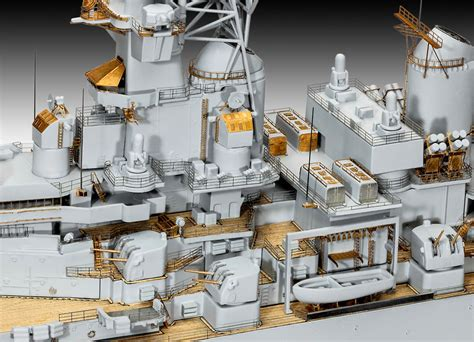 uss jersey sinks island revell us jersey bb 62 1 350 scale modelling now