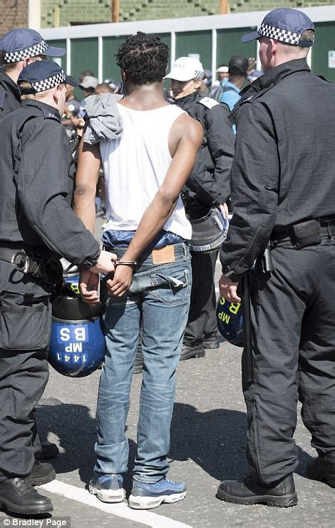 section 47 assault first offence police arrest six people at notting hill carnival daily