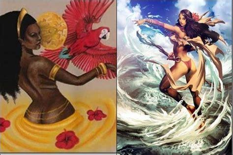 imagenes mitologicas egipcias ranking de diosas de diferentes mitolog 237 as con forma de