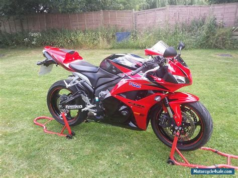 2010 cbr 600 for sale 2010 honda cbr6oorr for sale in united kingdom