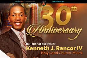 pastor s anniversary church flyer flyer templates