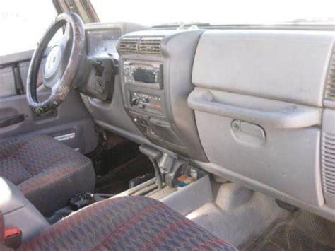 1997 Jeep Wrangler Automatic Transmission Buy Used 1997 Jeep Wrangler Sport 4 0 Road Ready 33