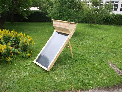 solartrockner selbst bauen mit permakultur zukunft