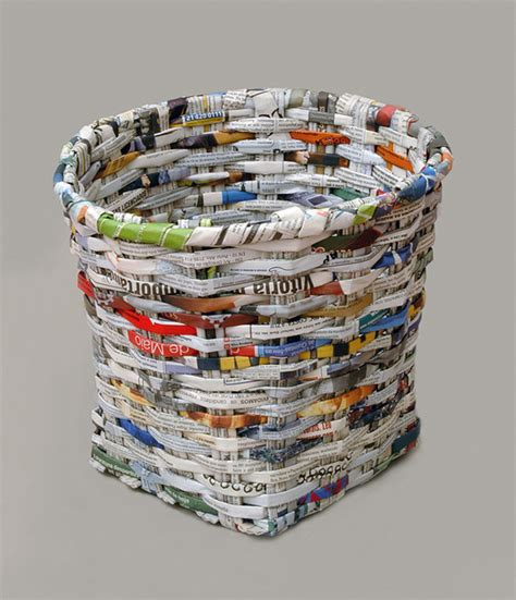 Paper Crafts Recycled Newspaper - recycled newspaper projects pdf woodworking