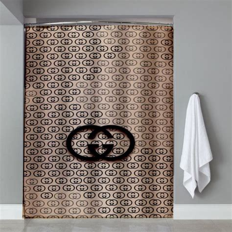 inspired gucci shower curtain shower curtain cheap