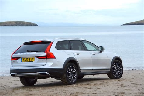 volvo uk volvo v90 d4 awd cross country review greencarguide co uk
