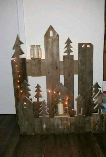 Weihnachtsdeko Mit Paletten by Hallo Bieten Hier Eine Weihnachtsdeko Aus Alten Paletten