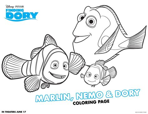 Finding For Free Finding Dory Free Printable Activities Teachable