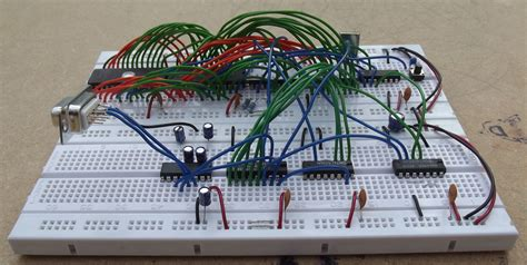 circuit inside breadboard breadboard circuit assembly 28 images simple water level indicator circuit inside a