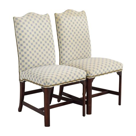 hickory chair bench 88 off hickory chair hickory chair bespoke upholstered occasional chairs chairs