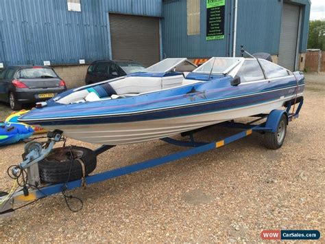 bowrider speed boats for sale uk 1988 bayliner cobra 19ft speed boat 140hp v4 evinrude