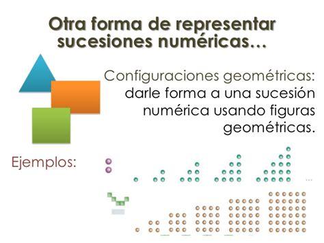 imagenes de sucesiones figurativas presentacion sucesiones numericas