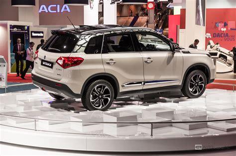 Suzuki Vitara 2014 Price Beurzen Parijs 2014 Suzuki Vitara 2015 Afbeeldingen
