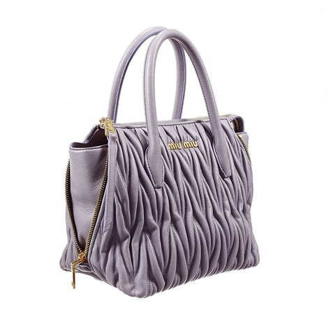 10 Miu Miu Bags by Miu Miu Handbag In Purple Lyst