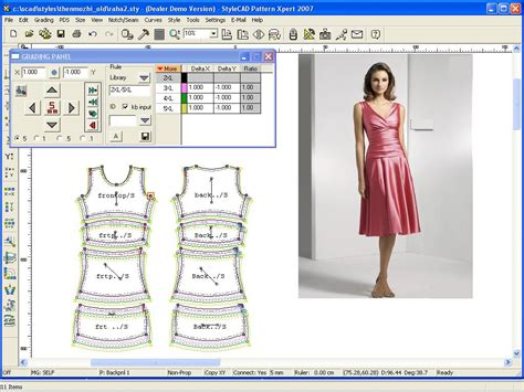 dress pattern design software free best software for pattern making sewing and style den