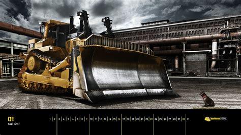 D11 Calendar Caterpillar Machines Wallpaper Wallpapersafari