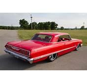 Chris Tetzlaffs 1963 Chevy Impala SS  Street Muscle