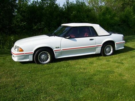 auto air conditioning service 1987 ford mustang electronic valve purchase used 1987 ford mustang gt convertible 2 door 5 0l
