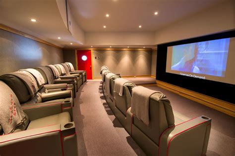 home theater design utah moreno valley theater for a transitional family room with