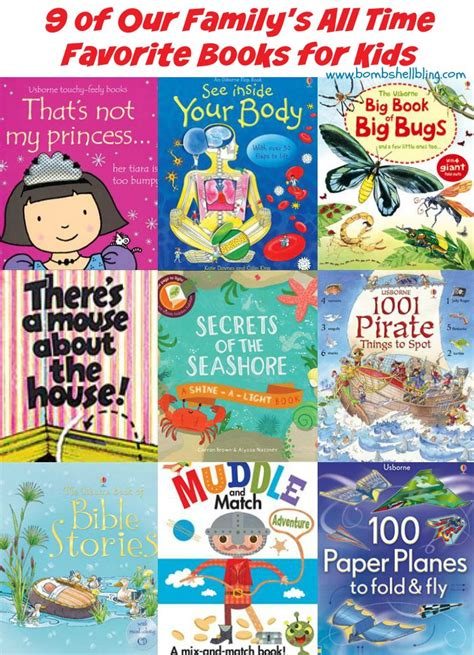 a for all time books 9 of our favorite usborne books