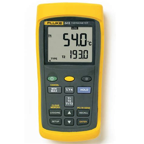 Termometer Digital Surabaya dealer fluke surabaya meter digital