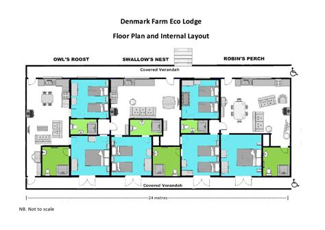 eco floor plans eco lodge floor plan denmark farm conservation centre
