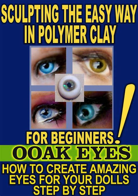 win easy the way books sculpting the easy way in polymer clay for beginners 3
