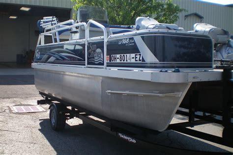 g3 pontoon boat prices used boats 2011 g3 suncatcher 168 pontoon vance outdoors