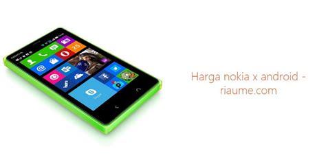 Resmi Hp Nokia X harga nokia x os android garansi resmi indonesia terbaru