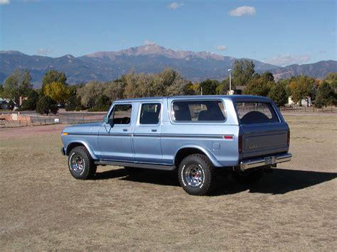 Four Door Bronco For Sale 4 door bronco for sale page 1