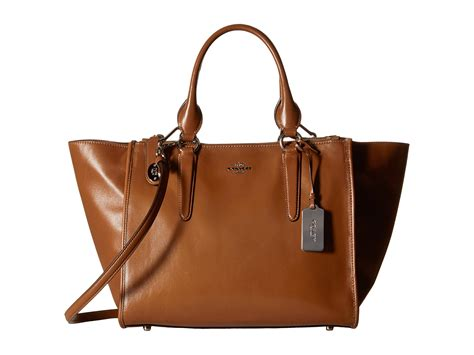Tas Coach Crosby Carryall coach smooth leather crosby carryall zappos free shipping both ways