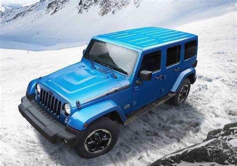 2014 Jeep Wrangler Polar 2014 Jeep Wrangler Polar Specs Mpg