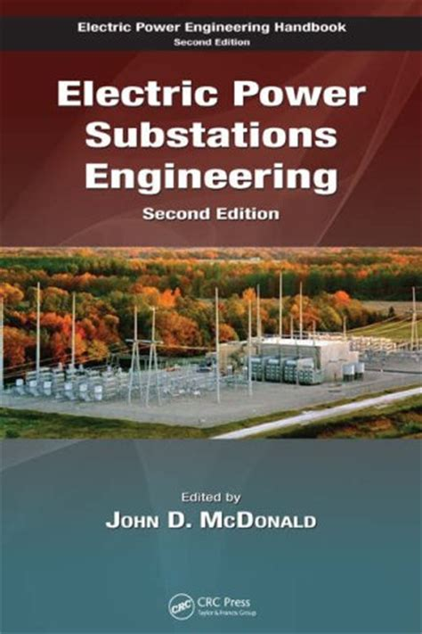 electric power distribution reliability second edition power engineering willis books electric power substations engineering second edition