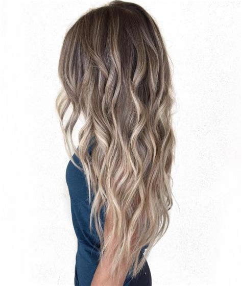 hairstyles for long hair balayage 20 best long hairstyles for women of all ages 2018